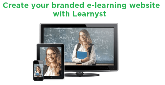 Create Your branded website with Learnyst website builder