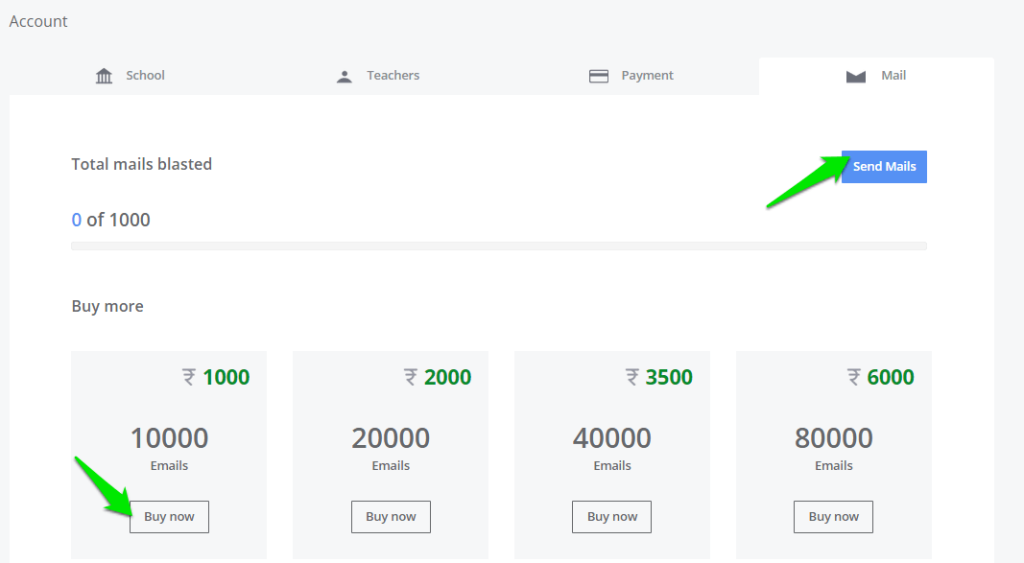 buy 1000 users