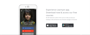 learnyst app promotion