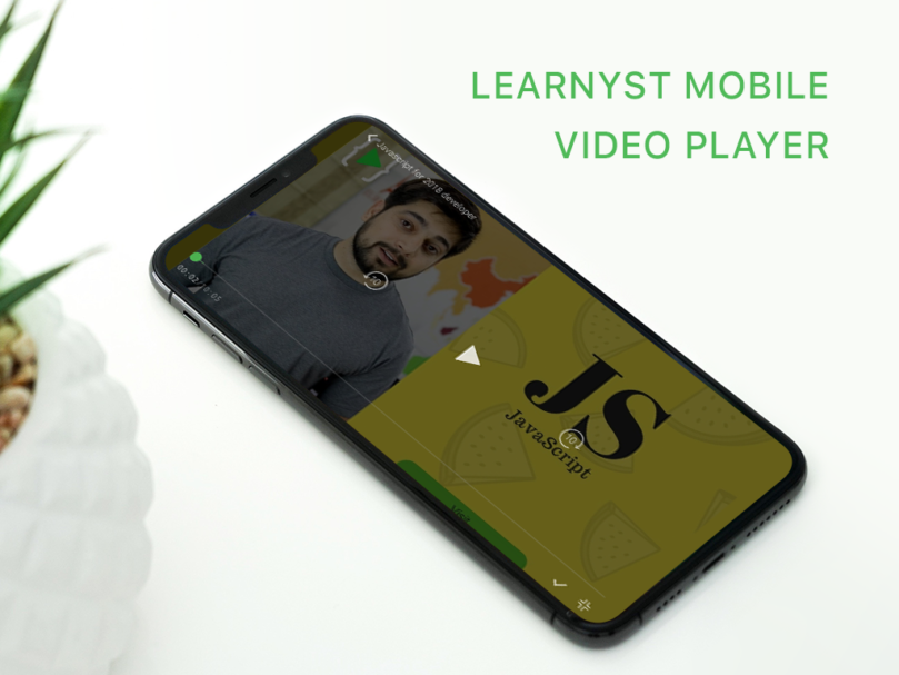 LEARNYST MOBILE VIDEO PLAYER