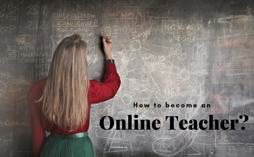 how to become an online teacher?