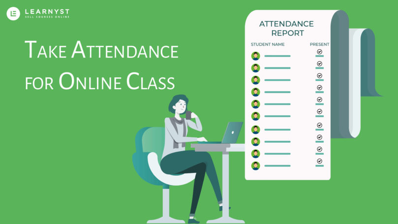 How to take attendance online