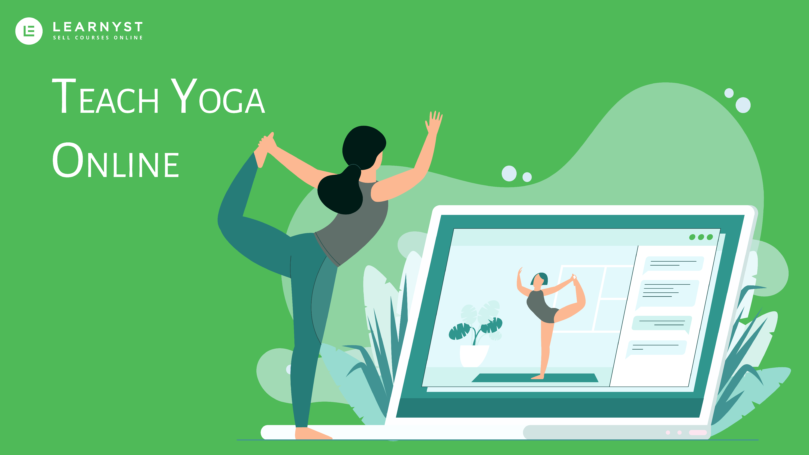 How to teach yoga online