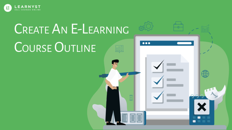 eLearning course outline