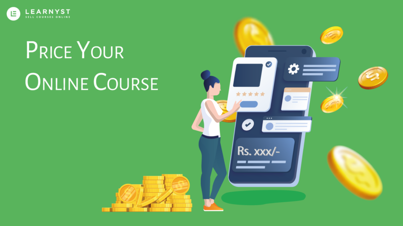 how to price your online courses