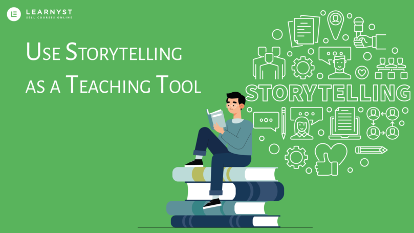 storytelling as a teaching tool