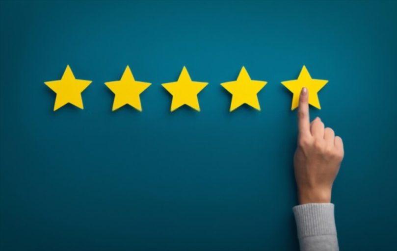 Customer reviews marketing